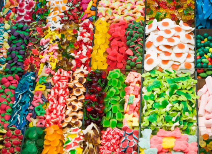 Bonbons du monde
